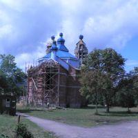 cerkovj, Свалява