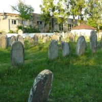 Svalyava, jewish cemetery., Свалява