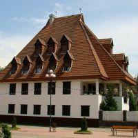 Тячів - лютеранський парафіяльний будинок, Тячев