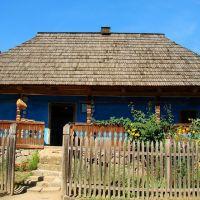 Садиба з села Довге (Іршавський район), Ужгород