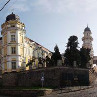 Кафедральный греко-католический собор, Ужгород