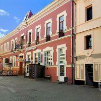 Улица Корзо  /  Street Korzo, Ужгород