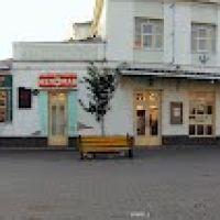 Панорама площади Театральная (цилиндрическая 360)  /  Panorama Square Teatralnaya (cylindrical 360), Ужгород