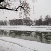 Зимний Ужгород, Ужгород