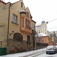 Дом по улице Духновича, Ужгород