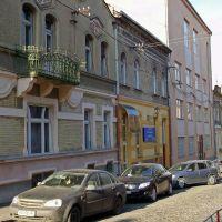 Ужгород,улица Духновича, Ужгород