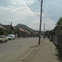 Lvivska street, Хуст
