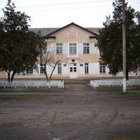 Школа №2, Чоп