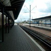 Railway Station, Chop, Чоп