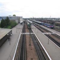 Railway Junction, Чоп