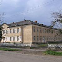 Hungarian Secondary  School, Чоп