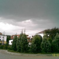 The Centre of town, Чоп