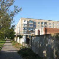 Постройка дома рядом с налоговой, Акимовка