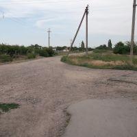 перекрёсток с заречной, Акимовка