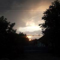 Закат в Дмитровке, Акимовка