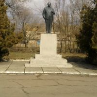Памятник Ленина, Андреевка