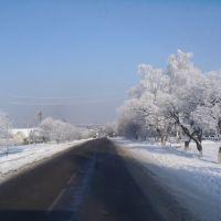 Кушугум зимой, Балабино