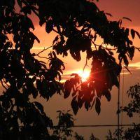 Захід сонця, Балабино