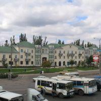 Привокзальная площадь., Бердянск