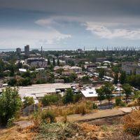 Berdyansk from the above / Бердянск сверху, Бердянск