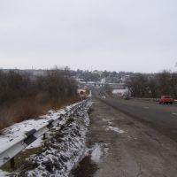 дорога на Василевку, Васильевка