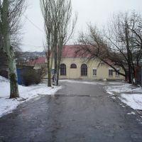 ЖД вокзал, Васильевка