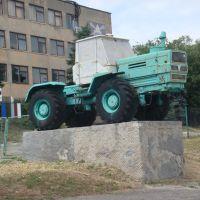 Памятник Т-150, Васильевка