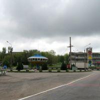Police UFO / Летающая тарелка ГАИ, Васильевка