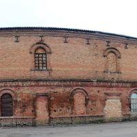Панорама старинной мельницы., Гуляйполе