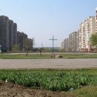 "Street Boulevard ""Central"", Запорожье"