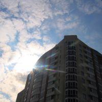 Sunny tower..., Запорожье