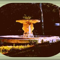 abandoned fountain 0222, Запорожье