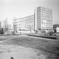 Запорожье. Здание бывшего 77 завода. 1975 год., Запорожье