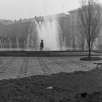 Запорожье фонтан только открылся 1969 год, Запорожье