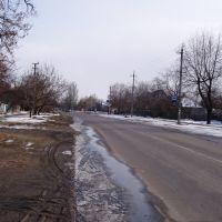 Камянка-Днепровская, Каменка-Днепровская
