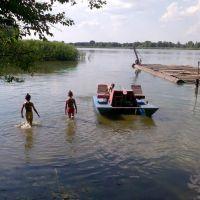 Яхтклуб летом 2007 г., Каменка-Днепровская