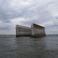 Опора моста (09.2011), Каменка-Днепровская