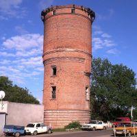 Водонапорная башня, Камыш-Заря
