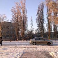 Школа № 1, Куйбышево