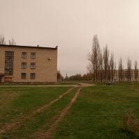 школьный стадион, Куйбышево
