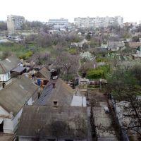 Мелитополь частный сектор, Мелитополь