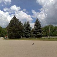 парк, Мелитополь