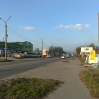 Объездная, Мелитополь