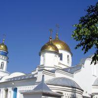 Мелитополь, Мужской монастырь., Мелитополь
