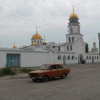 Orthodox church Melitopol, Мелитополь