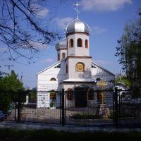 Православный Храм., Михайловка