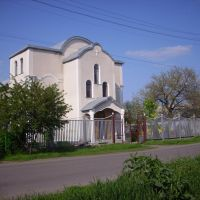 Молитвенный дом., Михайловка