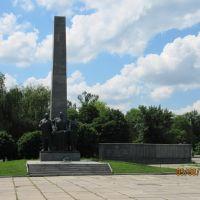 памятник павшим в Великой Отечественной войне, Михайловка
