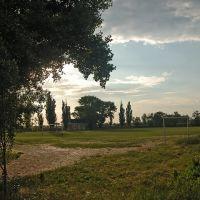 Стадион, Новониколаевка
