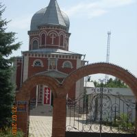 Новониколаевка Храм, Новониколаевка